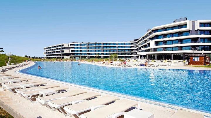 Alvor Baia Hotel Apartments Image 11