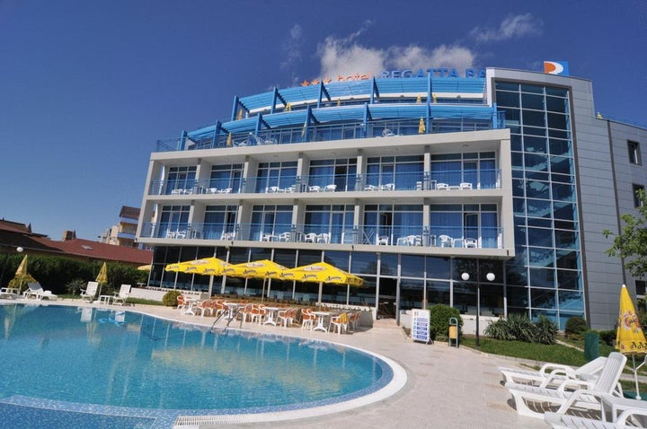 Regatta Palace in Sunny Beach, Bulgaria