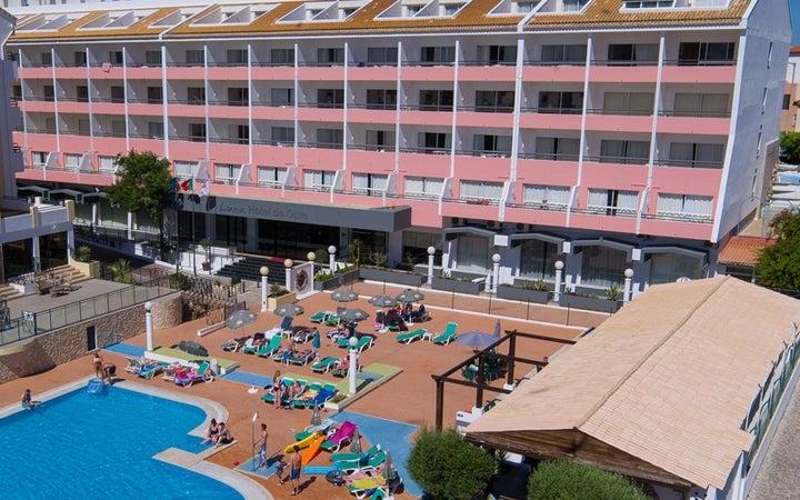 Luna Hotel da Oura in Albufeira, Algarve, Portugal
