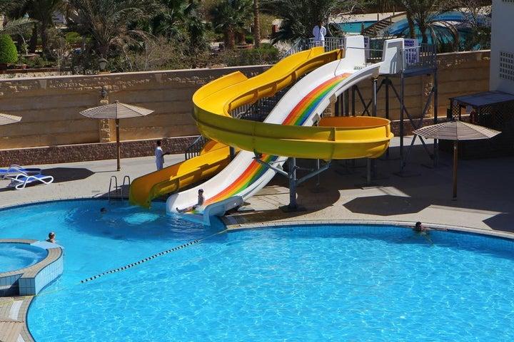 Palm Beach Resort in Hurghada, Red Sea, Egypt