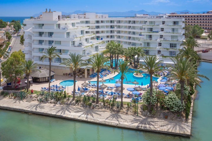 Viva Eden Lago Aparthotel in Puerto de Alcudia, Majorca, Balearic Islands