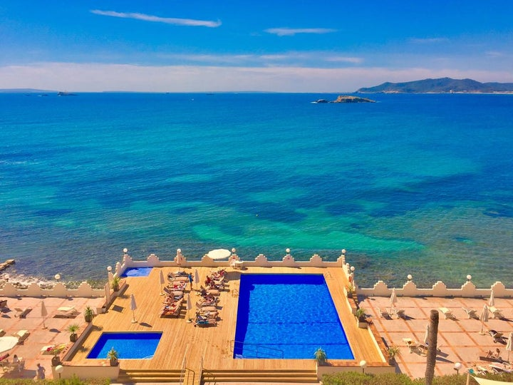 Nautico Ebeso in Figueretas, Ibiza, Balearic Islands