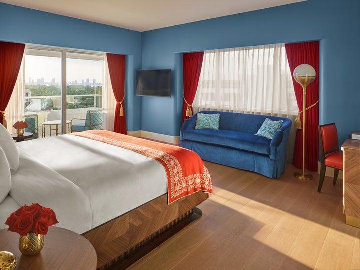 Faena Hotel Miami Beach in Miami Beach, Florida, USA