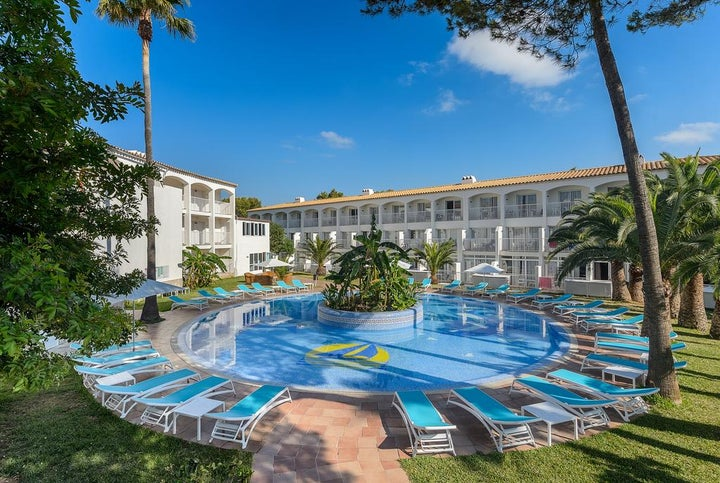 Hotel Playasol Cala Tarida in Cala Tarida, Ibiza, Balearic Islands