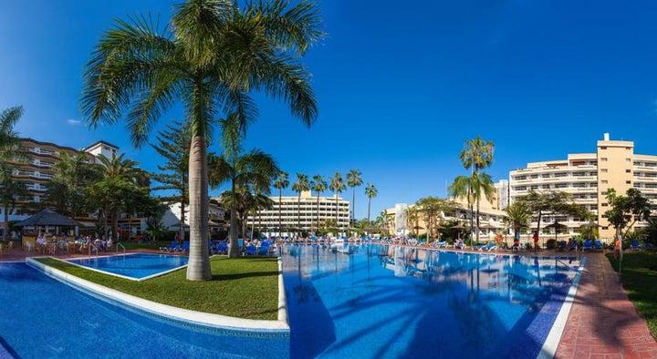 Blue Sea Puerto Resort in Puerto de la Cruz, Tenerife, Canary Islands