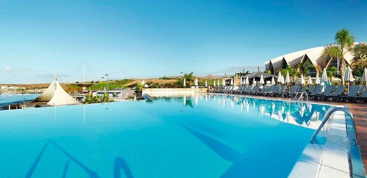 H10 Playa Meloneras Palace in Meloneras, Gran Canaria, Canary Islands