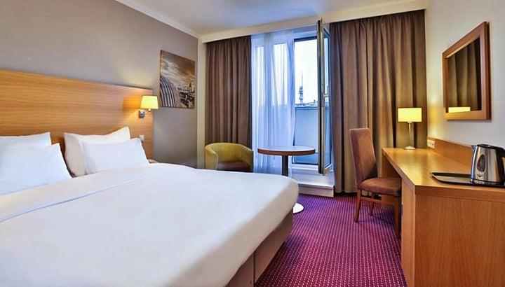 Hotel Jurys Inn Prague in Prague, Czech Republic