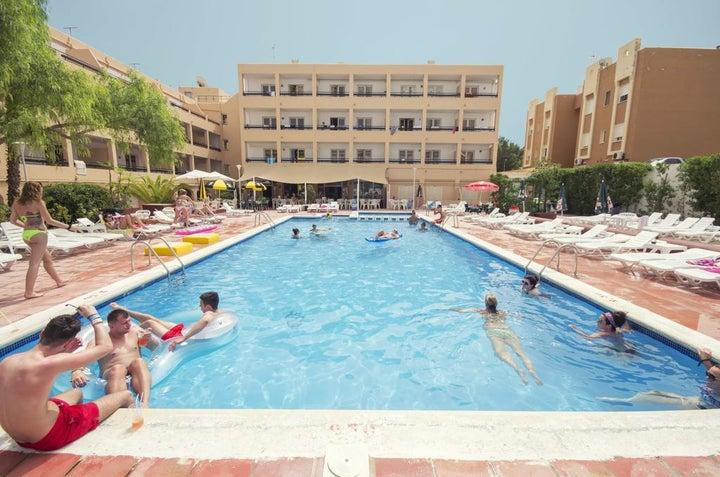 Azuline Sunshine Apartments in San Antonio, Ibiza, Balearic Islands