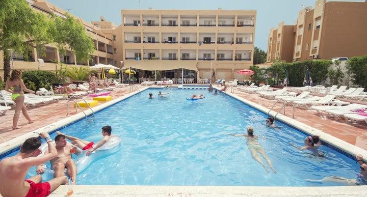 Azuline Sunshine Apartments in San Antonio, Ibiza ...