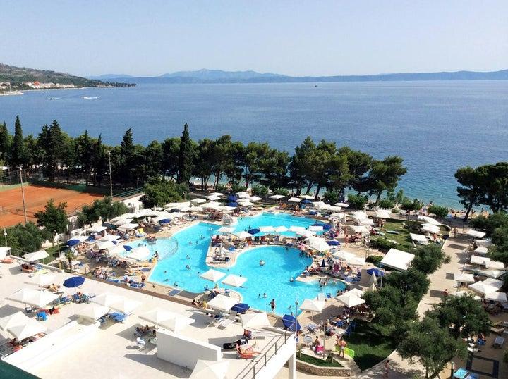 Smartline Bluesun Hotel Neptun – in Tucepi, Central Dalmatia, Croatia