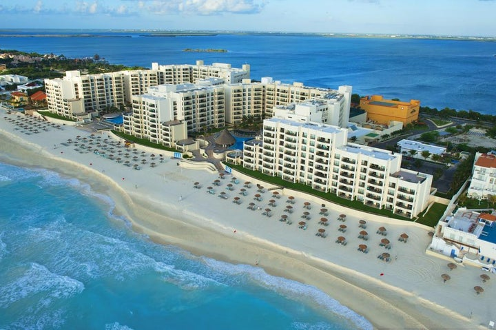 The Royal Sands Resort & Spa in Cancun, Mexico