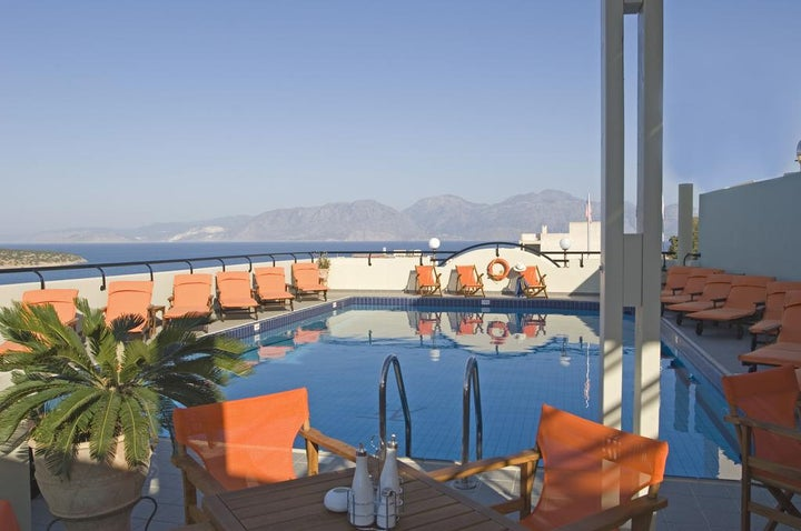 Alantha Apartments in Aghios Nikolaos, Crete, Greek Islands