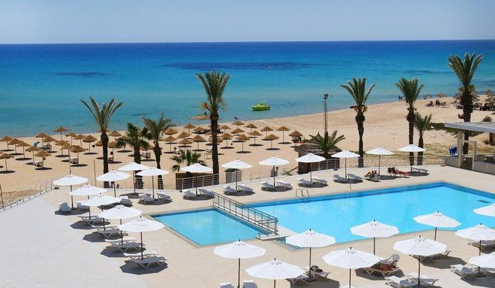 Omar Khayam Hotel in Hammamet, Tunisia