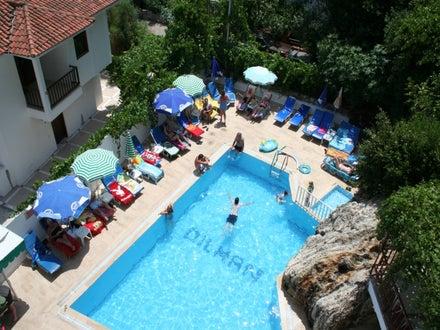 Dilhan Hotel in Icmeler, Dalaman, Turkey