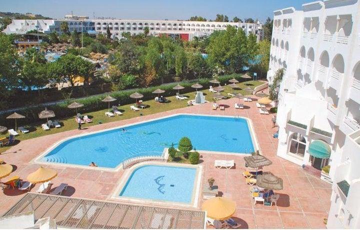 Houria Palace Hotel Image 9