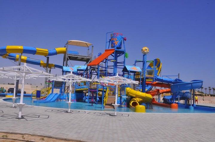 Sheraton Soma Bay Resort in Soma Bay, Red Sea, Egypt