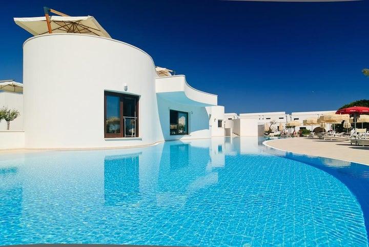Pietrablu Resort & SPA in Polignano A Mare, Puglia, Italy