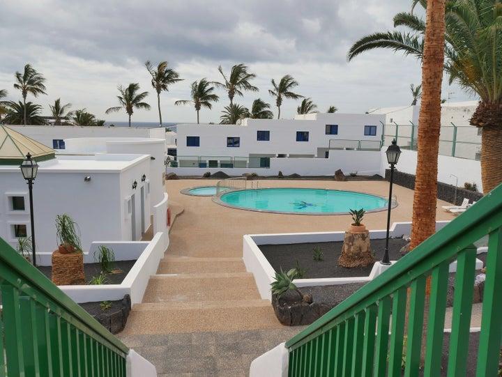 Tropicana Apartments in Puerto del Carmen, Lanzarote, Canary Islands
