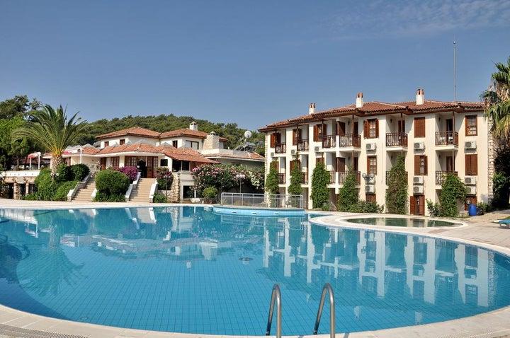 Telmessos Hotel in Hisaronu, Dalaman, Turkey