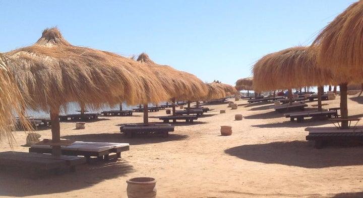 Caves Beach Resort Hurghada Image 33