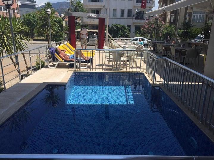 London Blue Hotel in Marmaris, Dalaman, Turkey