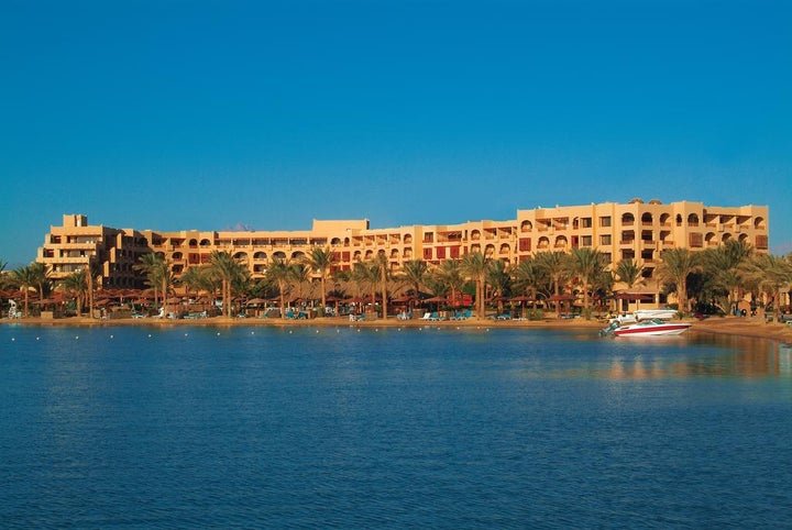 Continental Hotel Hurghada in Hurghada, Red Sea, Egypt