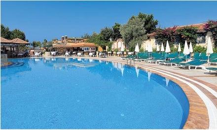 Oludeniz Beach Resort by Z Hotels in Olu Deniz, Dalaman, Turkey