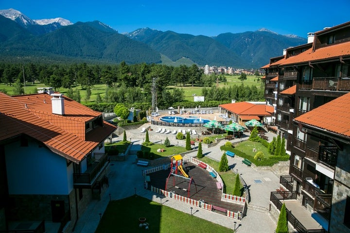 Balkan Jewel Resort in Bansko, Bulgaria