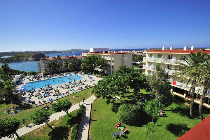 Club Hotel Aguamarina in Arenal d'en Castell, Menorca, Balearic Islands