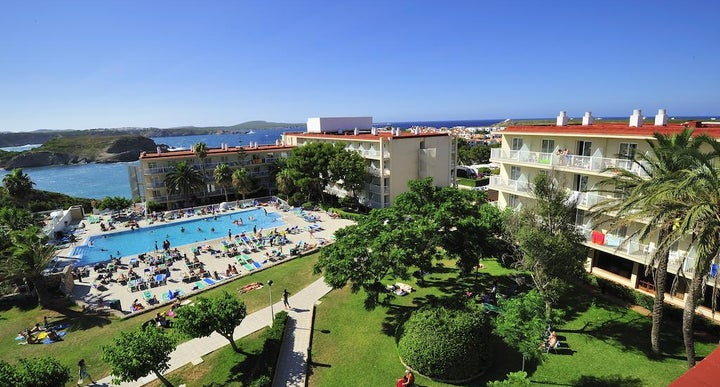 Club Hotel Aguamarina Holidays