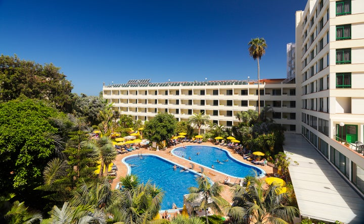 H10 Tenerife Playa Hotel in Puerto de la Cruz, Tenerife, Canary Islands