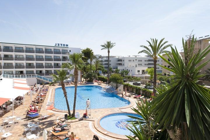 Hotel Playasol Mare Nostrum  in Playa d'en Bossa, Ibiza, Balearic Islands