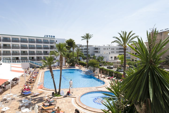 Hotel Playasol Mare Nostrum  in Playa d'en Bossa, Ibiza, Balearic Islands
