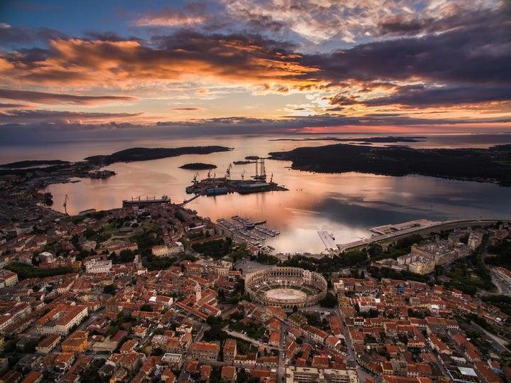 Pula City Center Accommodation in Pula, Istrian Riviera, Croatia