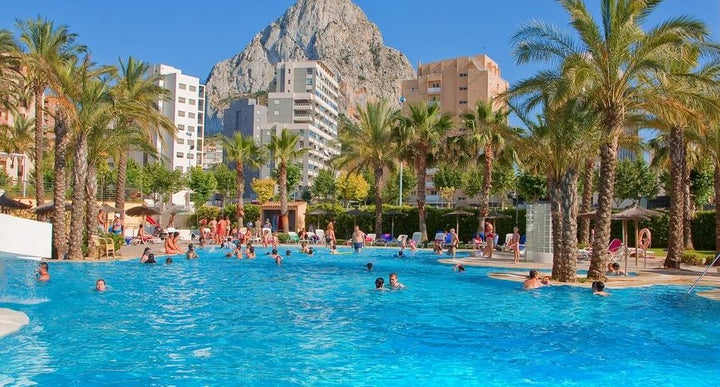 Rh ifach in calpe spain holidays from 242pp loveholidays - Swimming pool repairs costa blanca ...