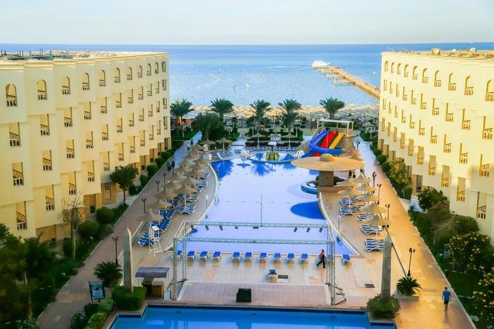 AMC Royal Hotel & SPA in Hurghada, Red Sea, Egypt