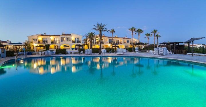 Apartments Globales Binimar in Ciutadella, Menorca, Balearic Islands