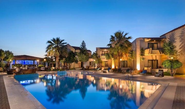 Nireas Hotel in Kato Daratso, Crete, Greek Islands