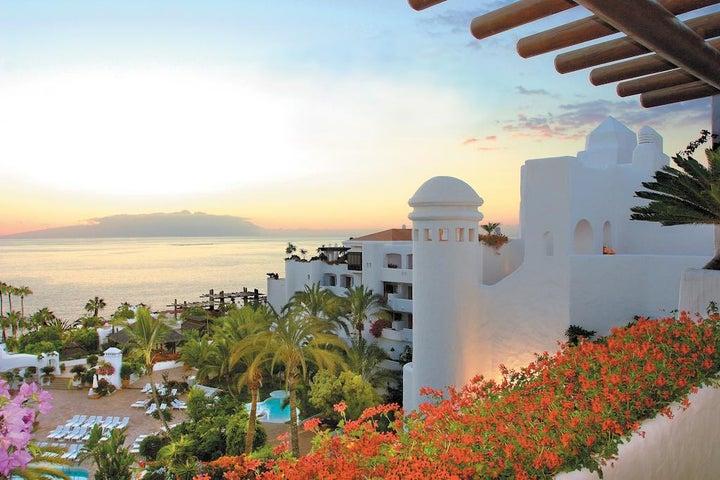 Jardin Tropical in Costa Adeje, Tenerife, Canary Islands