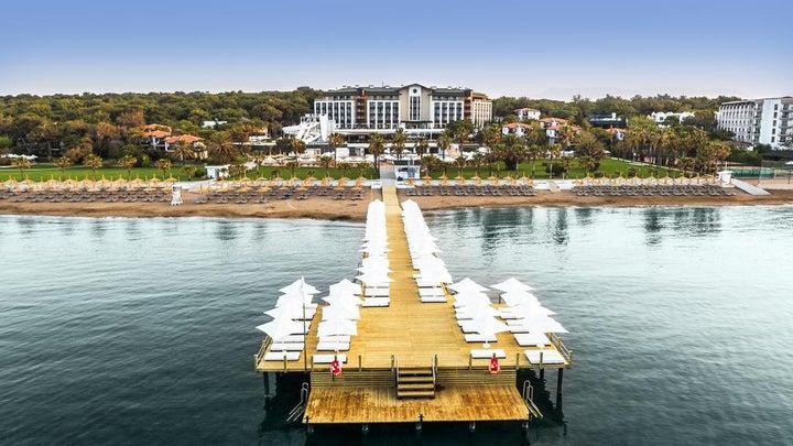 Voyage Sorgun in Side, Antalya, Turkey