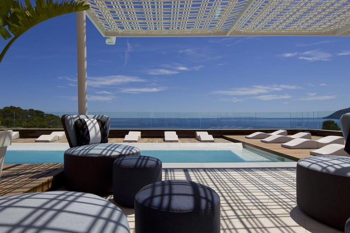Aguas De Ibiza Lifestyle & Spa in Santa Eulalia, Ibiza, Balearic Islands