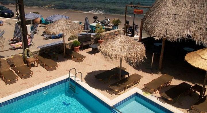 Elounda Sunrise Studios & Apartments in Elounda, Crete, Greek Islands