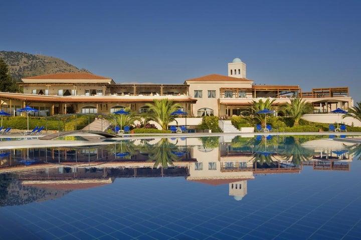 Pilot Beach Resort in Georgioupolis, Crete, Greek Islands