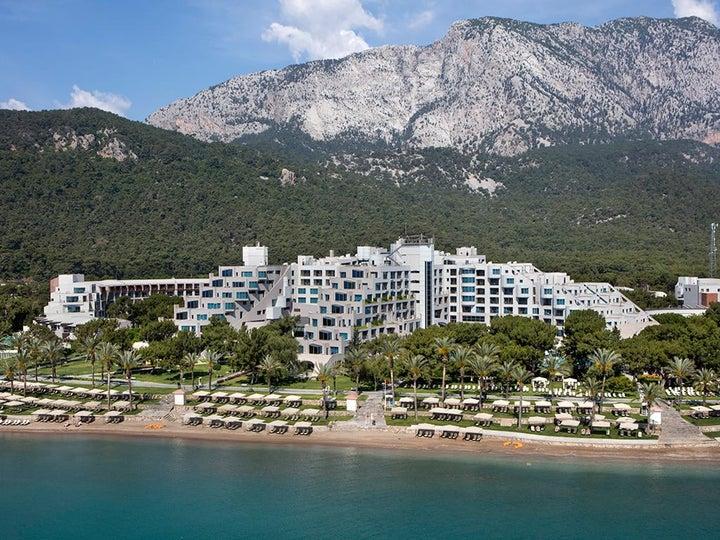 Rixos Sungate Hotel in Kemer, Antalya, Turkey