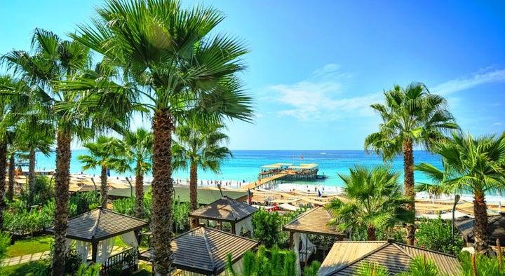 Mukarnas Spa Resort in Alanya, Antalya, Turkey