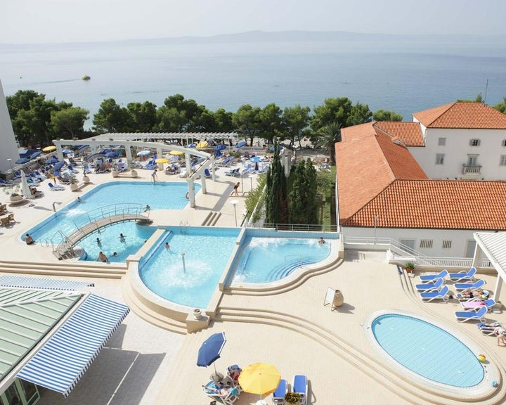 Bluesun Hotel Alga in Tucepi, Central Dalmatia, Croatia