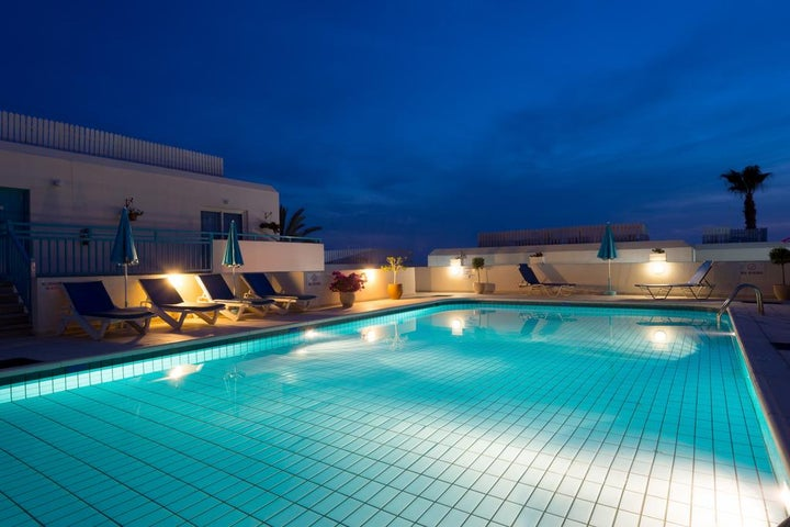 Sunny Hill Hotel Apartments in Paphos, Cyprus
