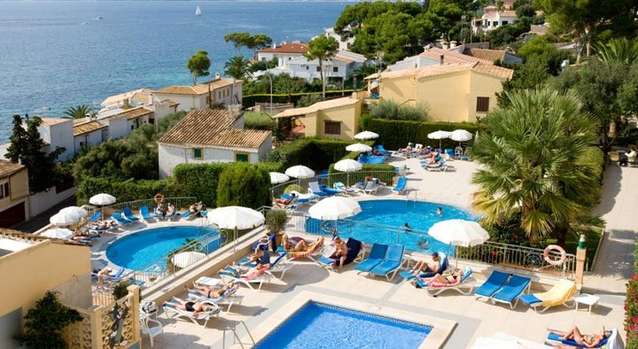 HSM President Golf and Spa Hotel in Alcudia, Majorca, Balearic Islands