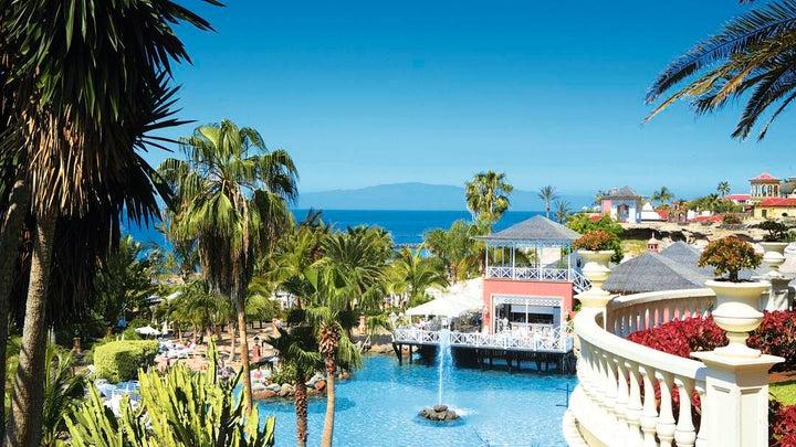 Bahia Del Duque Resort in Costa Adeje, Tenerife, Canary Islands