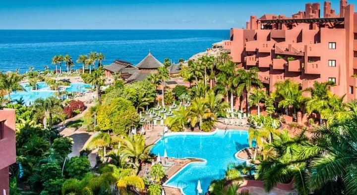 Sheraton La Caleta Resort & Spa Luxe in Costa Adeje, Tenerife, Canary Islands